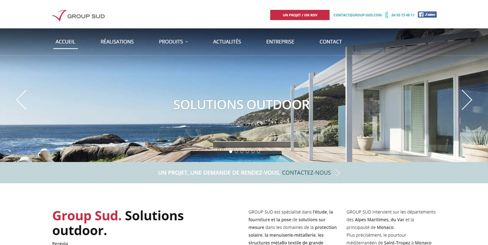 Home site Group Sud